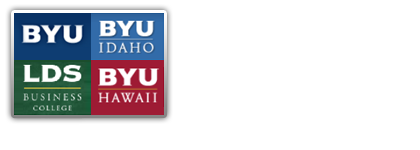Logo for Brigham Young University