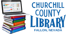 Logo for Churchill County Library