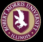 Logo for Robert Morris University Illinois