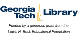 Logo for Georgia Tech Library