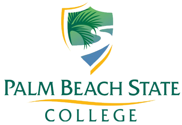 Logo for Palm Beach State College