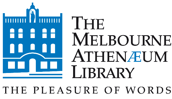 Logo for The Melbourne Athenaeum Library