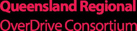 Logo for Queensland Regional OverDrive Consortium