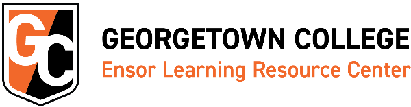 Logo for Georgetown College