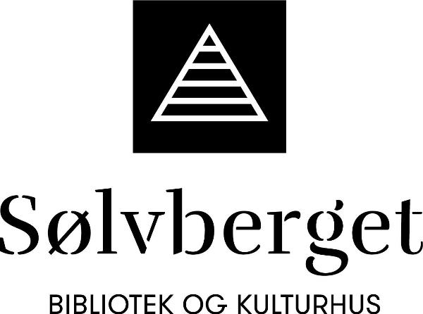 Logo for Sølvberget bibliotek og kulturhus