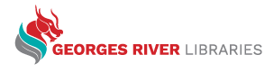 Logo for Georges River Council Library