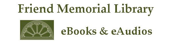 Logo for Friend Memorial Library