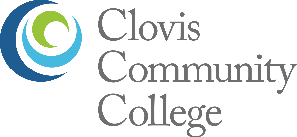 Logo for Clovis Community College