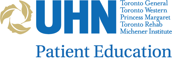 Logo for University Health Network
