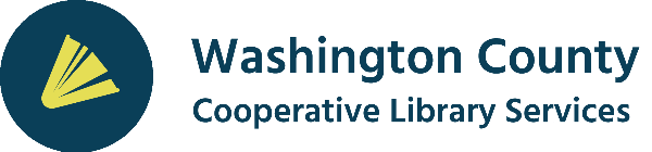 Logo for Washington County Cooperative Library Services