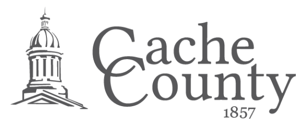 Logo for Cache County Library