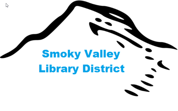 Logo for Smoky Valley Library District