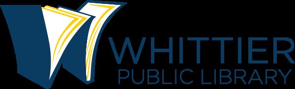 Logo for Whittier Public Library