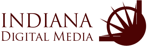 Logo for Indiana Digital Media