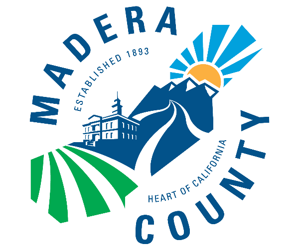 Logo for Madera County Library