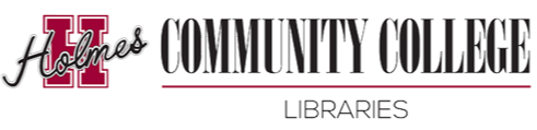 Logo for Holmes Community College
