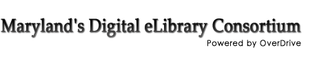 Logo for Maryland's Digital Library