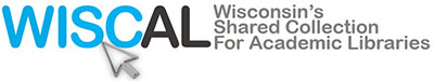 Logo for Wisconsin Academic Library Consortium