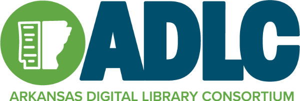 Logo for Arkansas Digital Library Consortium