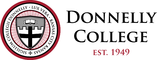 Logo for Donnelly College