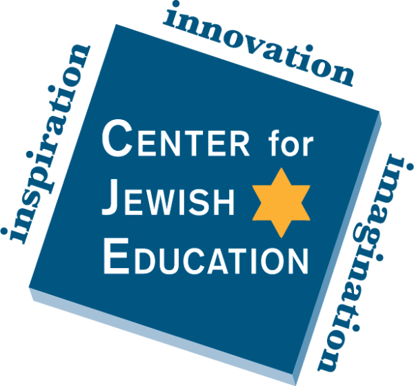 Logo for Center For Jewish Education / Levine Sklut Judaic Library