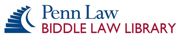 Logo for University of Pennsylvania Law Library