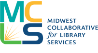 Logo for Midwest Collaborative for Library Services