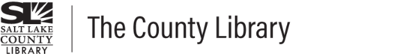 Logo for Salt Lake County Library Services