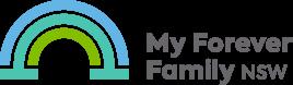 Logo for My Forever Family NSW