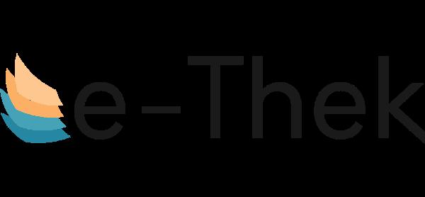 Logo for e-Thek