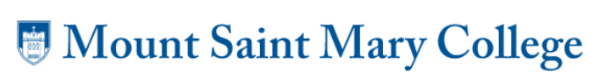 Logo for Mount Saint Mary College