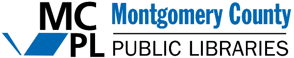 Logo for Montgomery County Public Libraries