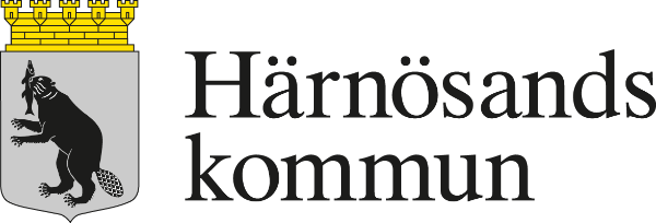 Logo for Harnosands Bibliotek