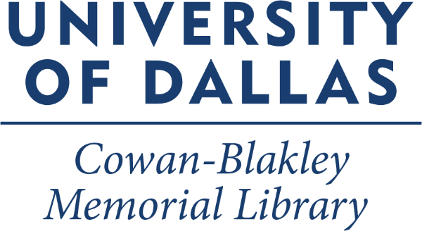 Logo for University of Dallas