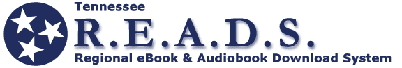 Logo for Tennessee READS