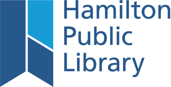 Logo for Hamilton Public Library