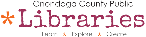 Logo for Onondaga County Public Library