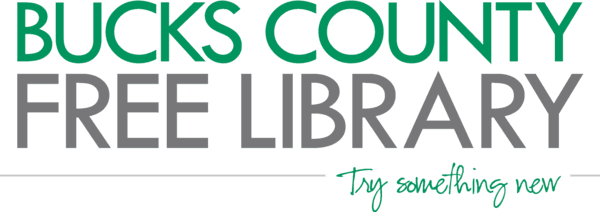 Logo for Bucks County Free Library