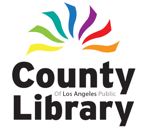 Logo for County of Los Angeles Public Library