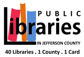 Logo for Jefferson County Library Cooperative