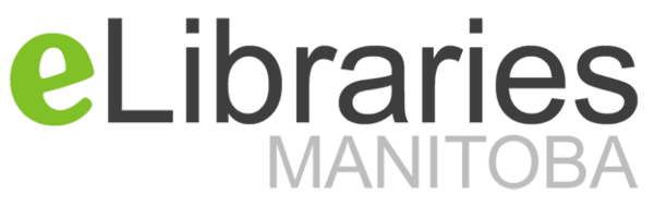 Logo for eLibraries Manitoba
