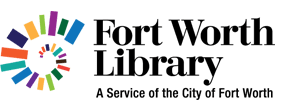 Logo for Fort Worth Public Library