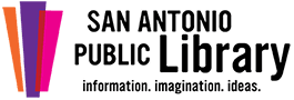 Logo for San Antonio Public Library