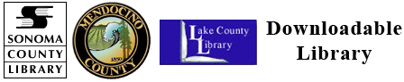 Logo for Sonoma County Library