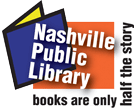Logo for Nashville Public Library