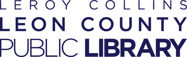 Logo for LeRoy Collins Leon County Public Library System