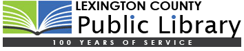 Logo for Lexington County Public Library System