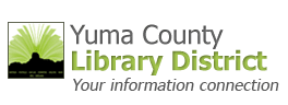 Logo for Yuma County Library District
