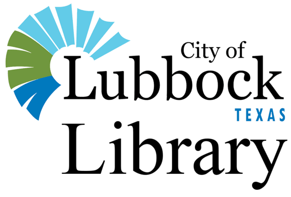 Logo for Lubbock Public Library
