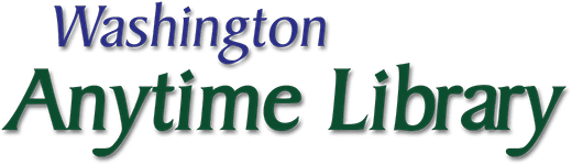 Logo for Washington Anytime Library